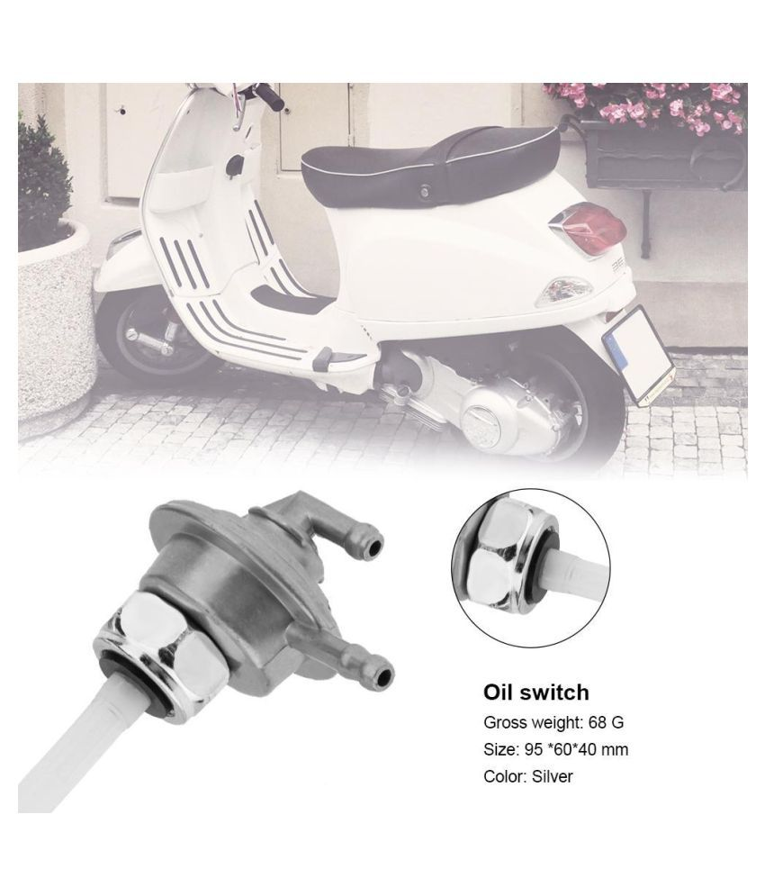 New GY6 50//150cc Moped Scooter Go Kart ATV Gas Fuel Switch Pump Valve Petcock