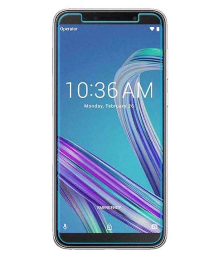 Asus Zenfone Max Pro M1 Tempered Glass Screen Guard By Arvs
