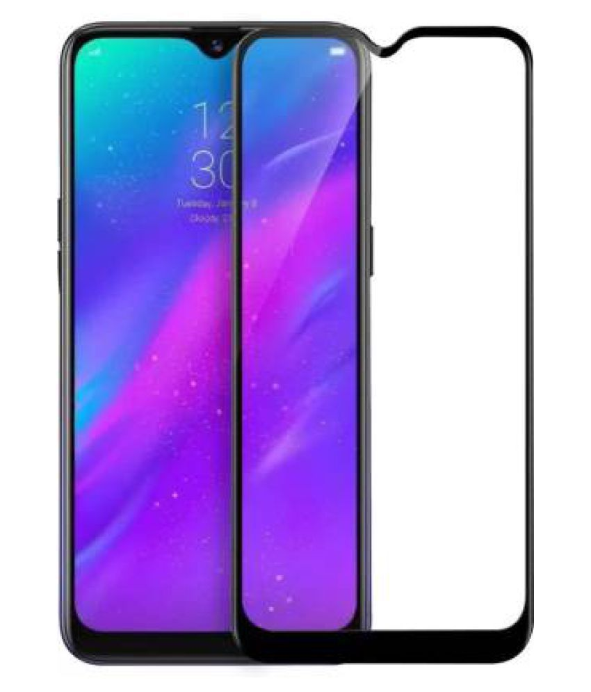 Vivo Y91 Tempered Glass Screen Guard By lenmax UV Protection, Anti Reflection.