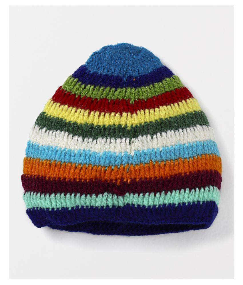 CHUTPUT Multicolor Cap