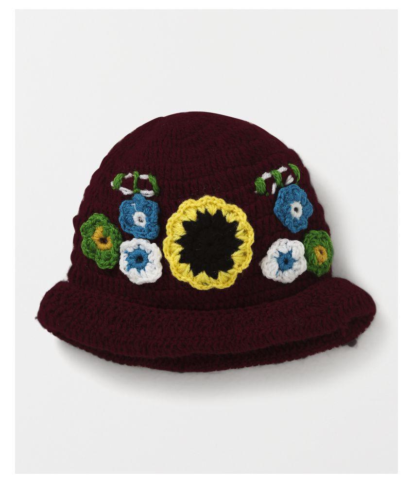CHUTPUT Flower Cap