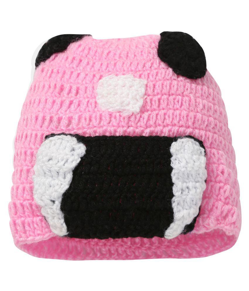 CHUTPUT Pink Cap