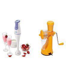 Kelvinator handblender+juicer 200 Watt Hand Blender