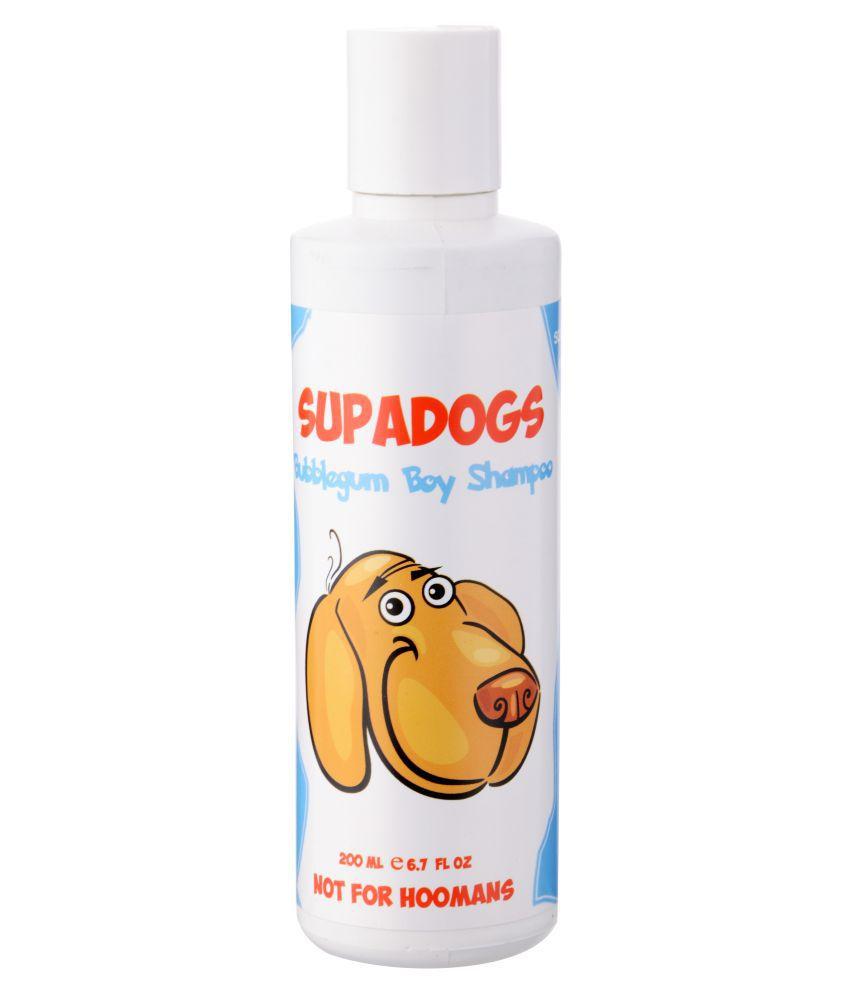 SUPADOGS Bubblegum Boy Dog Shampoo 200ml