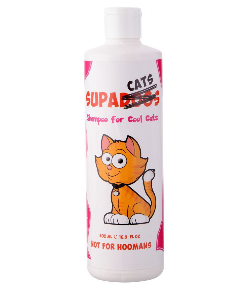 SUPADOGS Cat Shampoo 500 ML