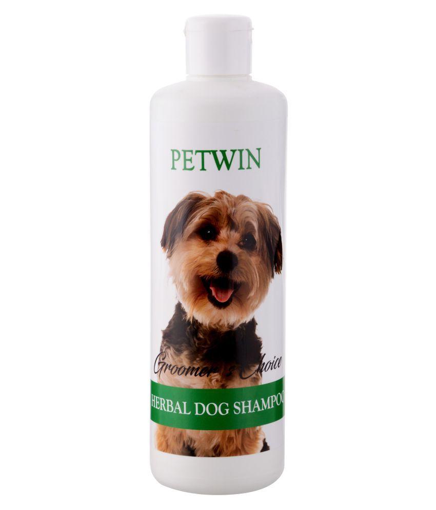 PETWIN GROOMER'S Choice Herbal Dog Shampoo 1 L