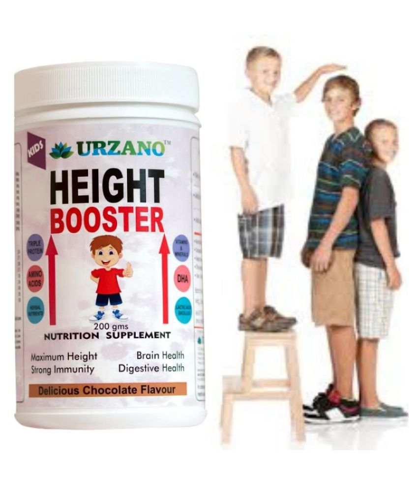 URZANO HEIGHT BOOSTER Nutrition Supplements Powder 200 gm
