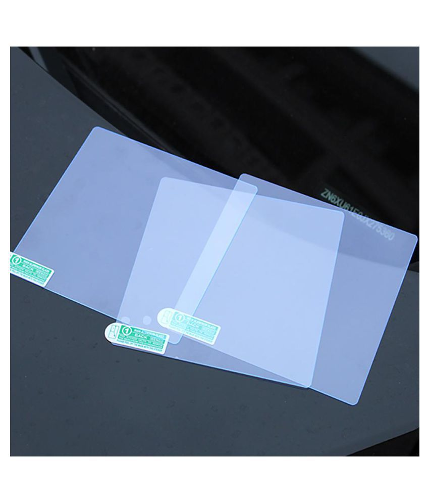 3pcs Universal Car Front Rise Waterproof Electrostatic