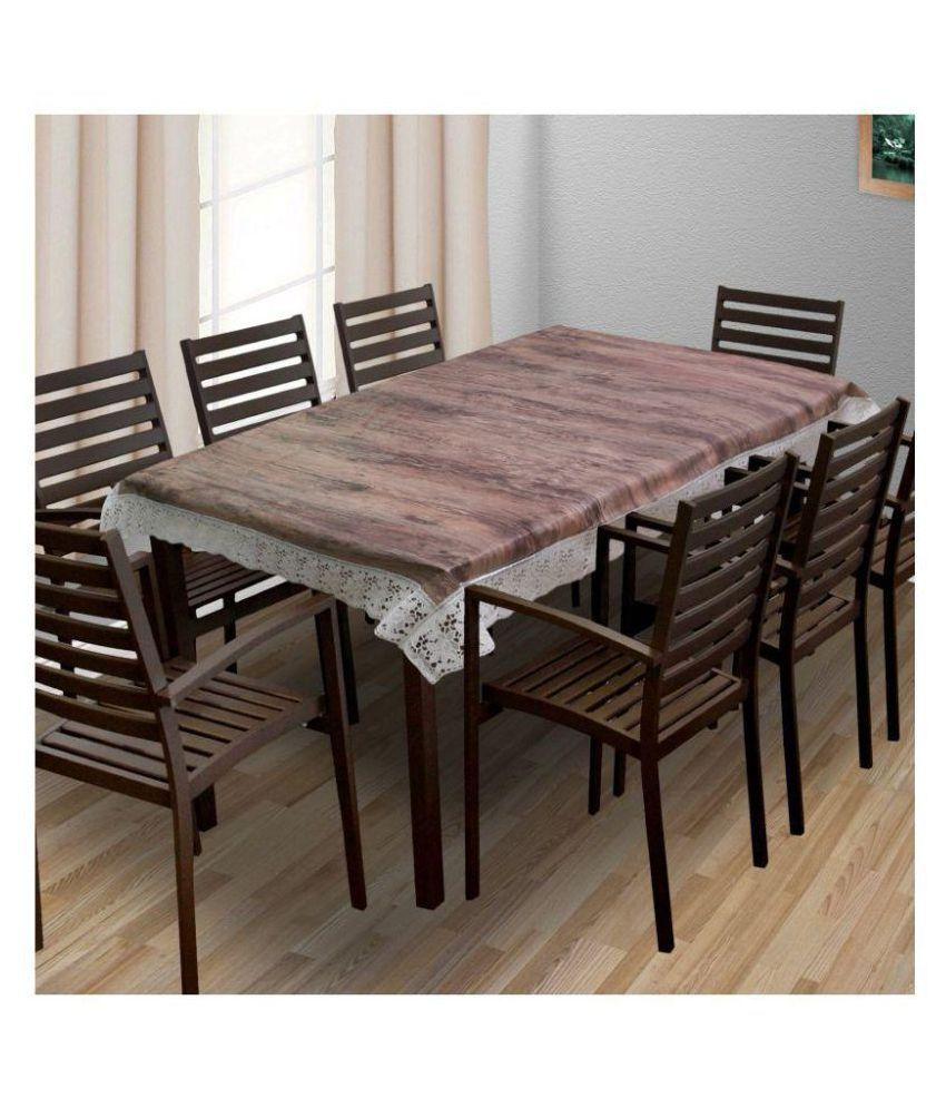 E-Retailer 8 Seater PVC Single Table Covers