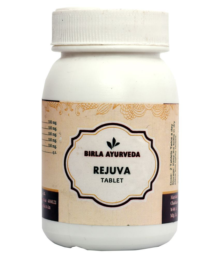 Birla Ayurveda Rejuva Capsule 1 gm Pack Of 1