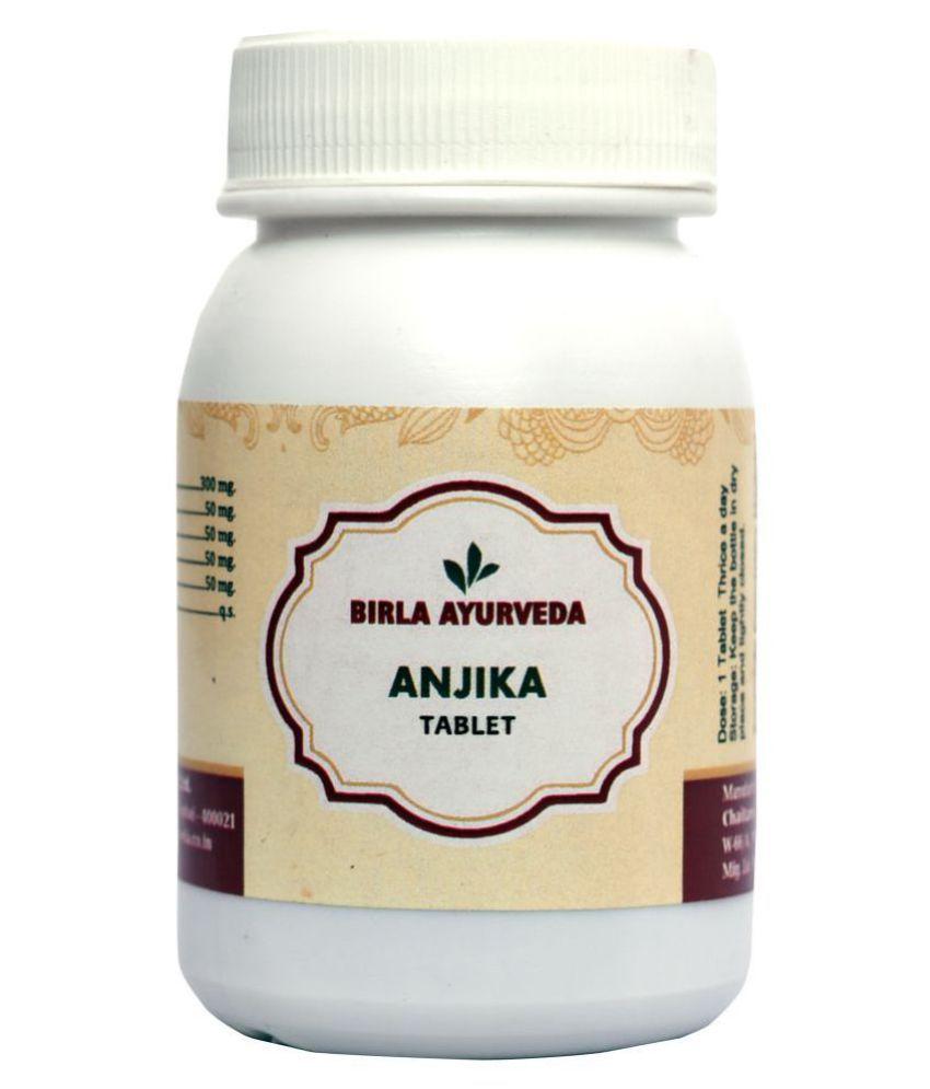 Birla Ayurveda Anjika Capsule 1 gm Pack Of 1