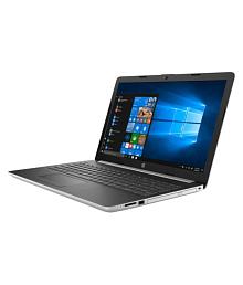 """HP 15 ( Core i5 - 8th Gen/ 4 GB/ 1 TB/ 15.6"""" FHD/ Windows) 15-DA1030TU (Silver, 2.18 Kg)"""
