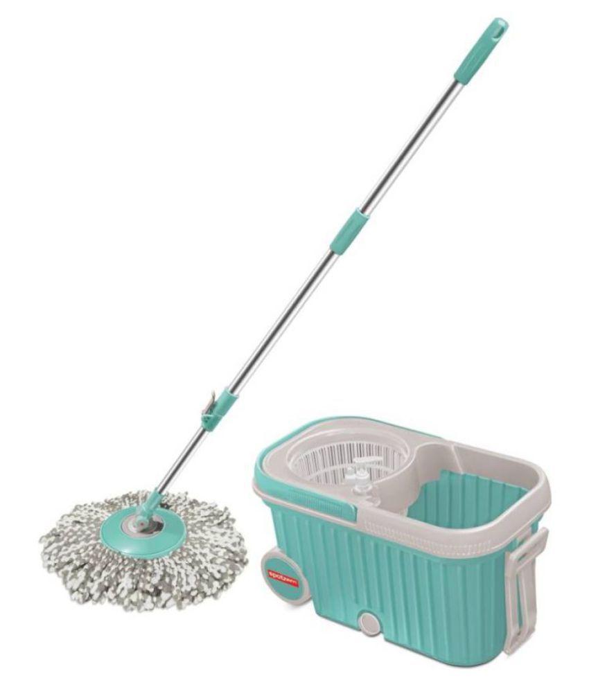 Milton Single Bucket Mop spotzero by Milton Elite Spin Mop