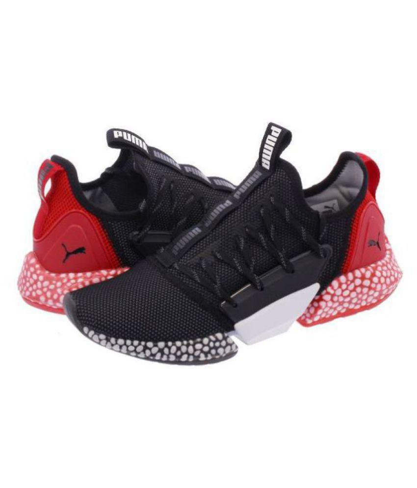 Puma HYBRID ROCKET black Red Running