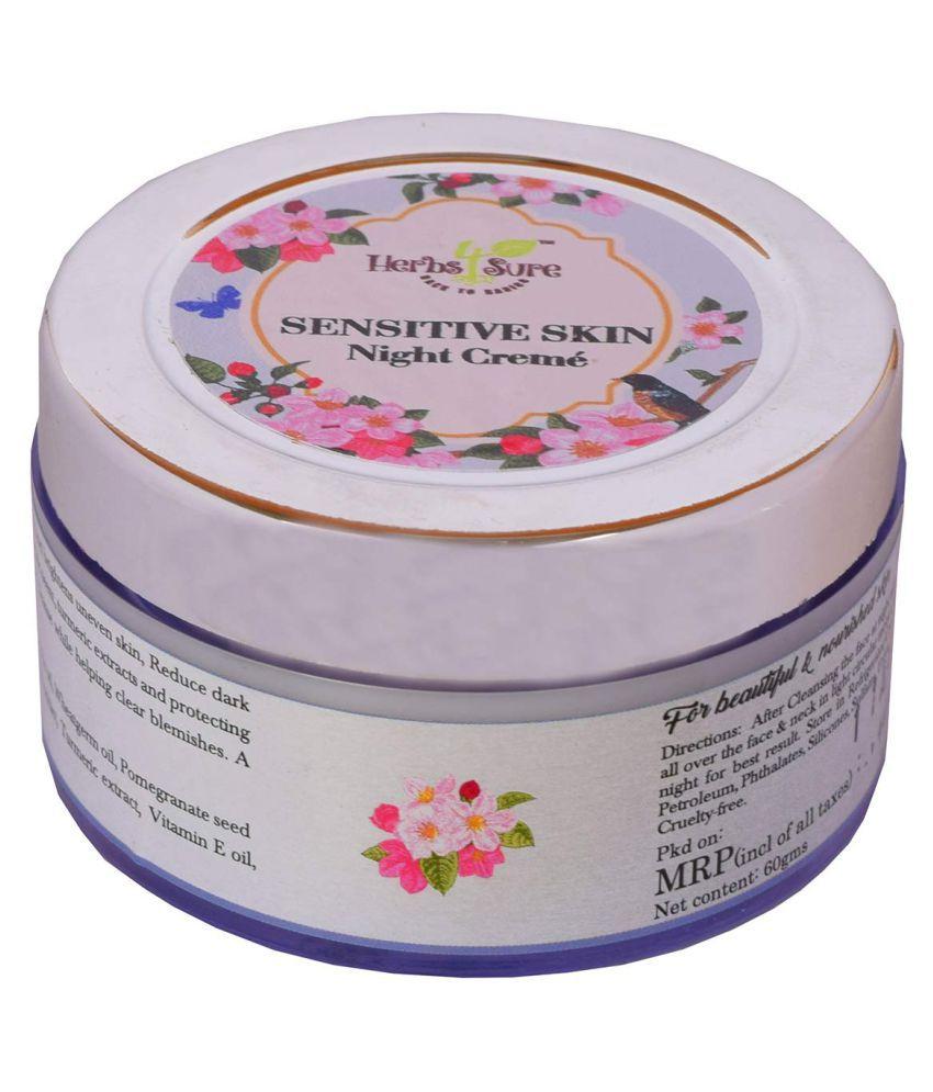 Herbs4Sure Night Cream 60 gm