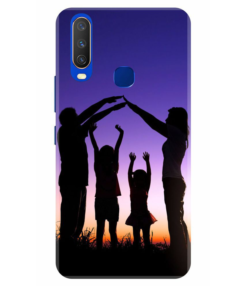 Vivo Y17 Printed Cover By VINAYAK GRAPHIC The back designs are totally customized designs