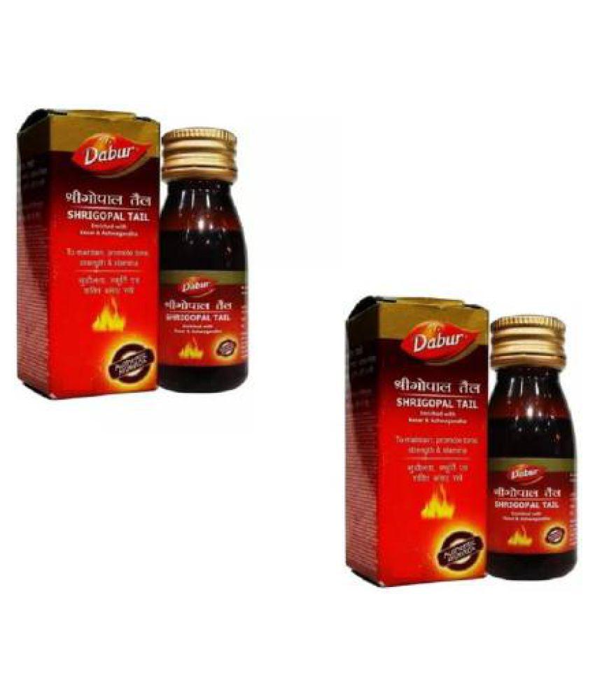 Dabu r Shri Gopal Tail Oil 25 ml Pack Of 2