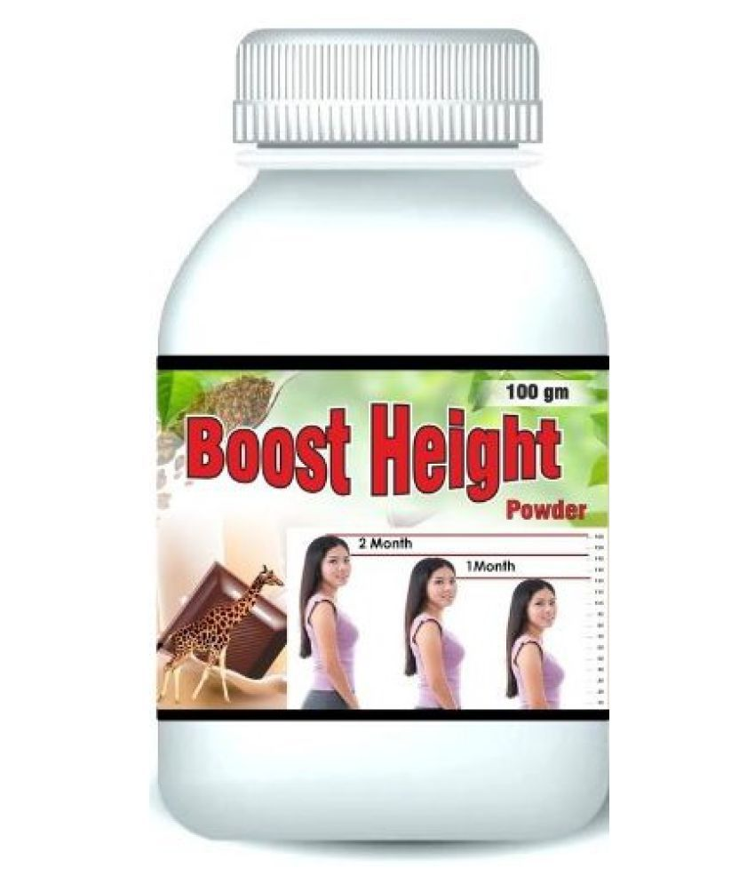Hind Healthcare Boost Height Chocolate Flavor Powder 100 gm Pack Of 1