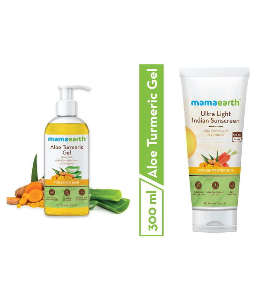 Mamaearth Moisturizer 380 ml Pack of 2