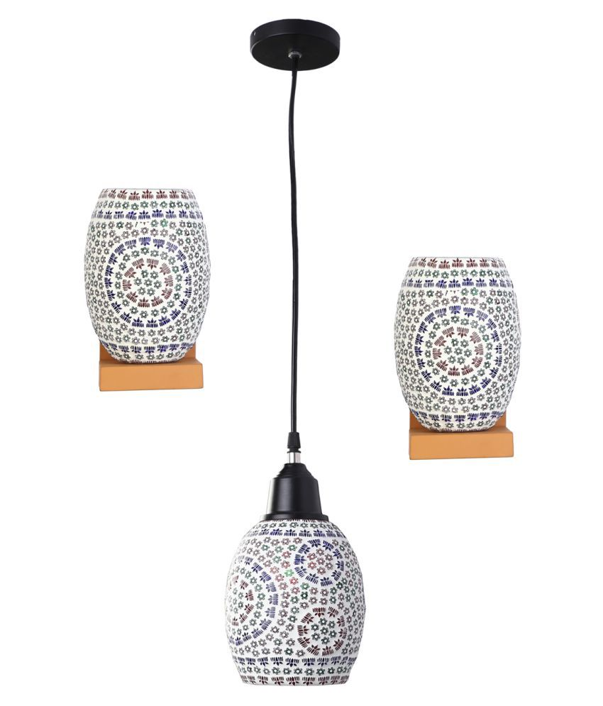 AFAST 6W Round Ceiling Light 90 cms. - Pack of 3