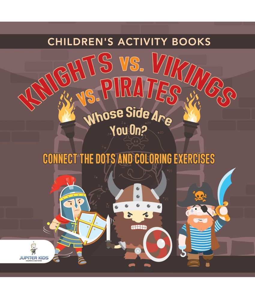 Children s Activity Books Knights SDL 1 7c92d