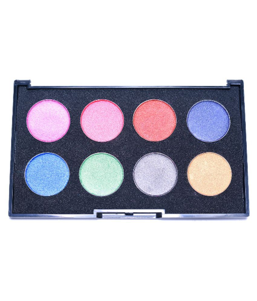 Bonjour Paris Eyes Powder SPF 10 Colours 15 g