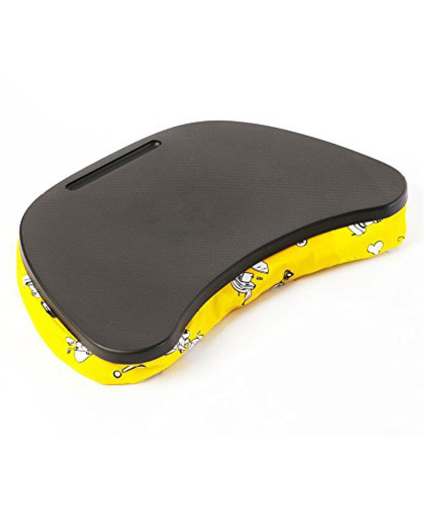 D'JazZ Laptop Table For Upto 40.64 cm (16) Yellow