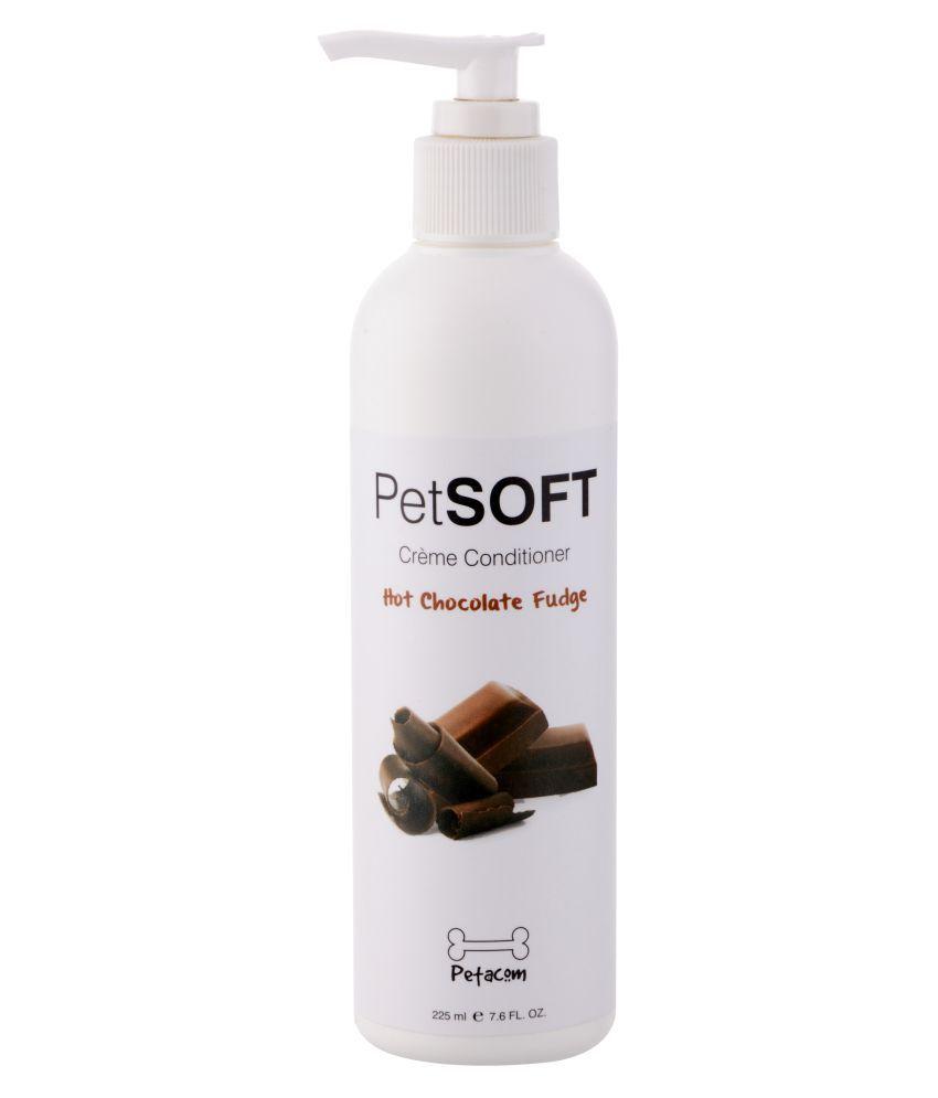 PETACOM Petasoft Hot Chocolate Fudge Créme Conditioner, 225ml