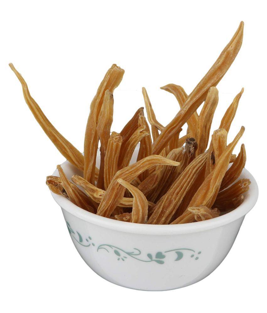 DDRS Organic Shatavari (Asparagus Racemosus) Raw Herbs 250 gm Pack Of 1