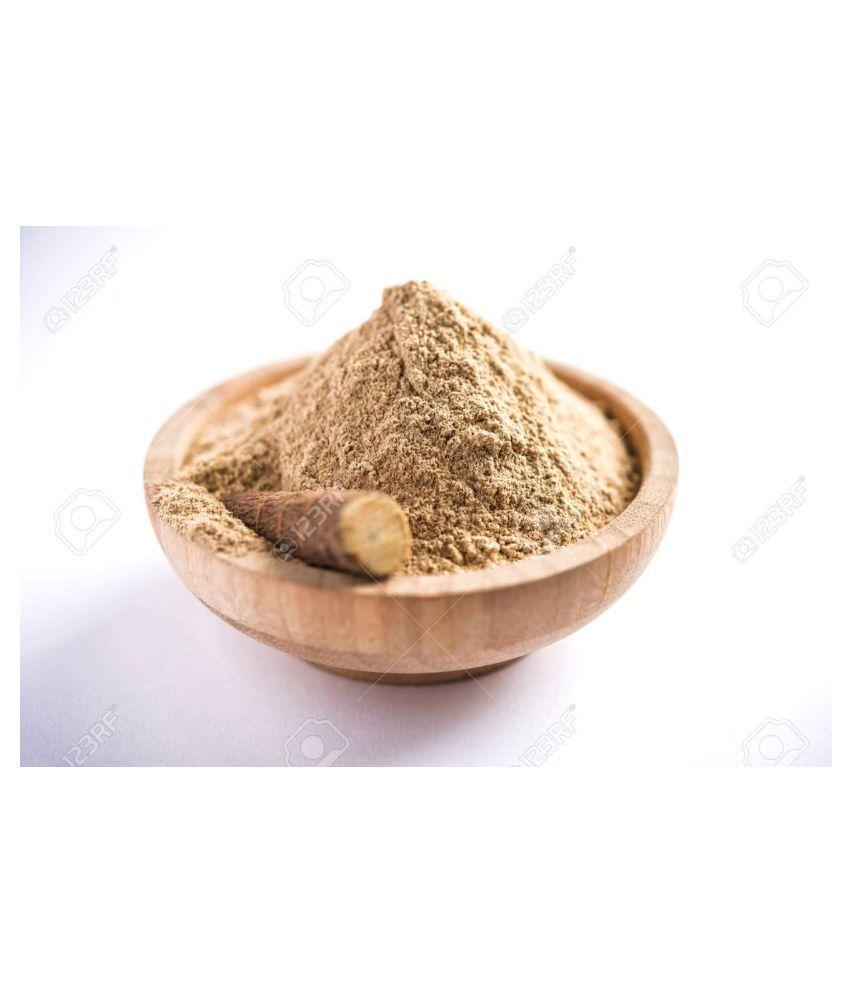 DDRS Mulethi Organic Powder | Yashtimadhu Powder 100 gm Pack Of 1