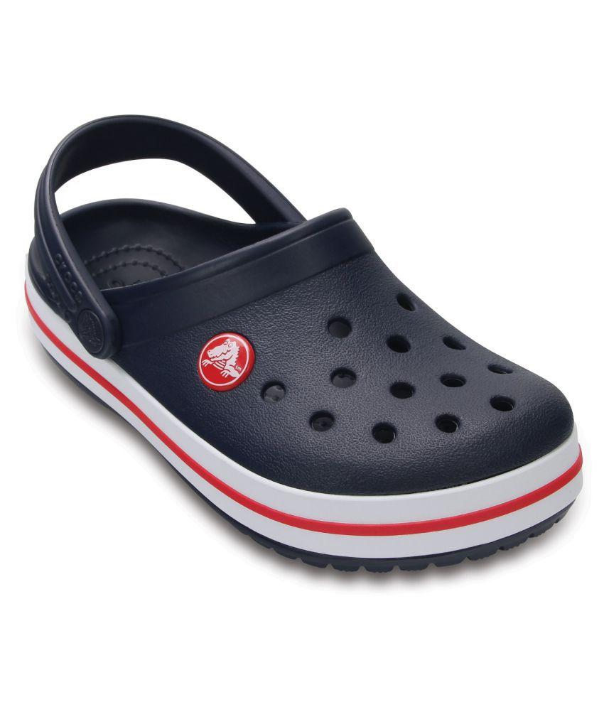 Crocs Crocband Navy Kids Clog