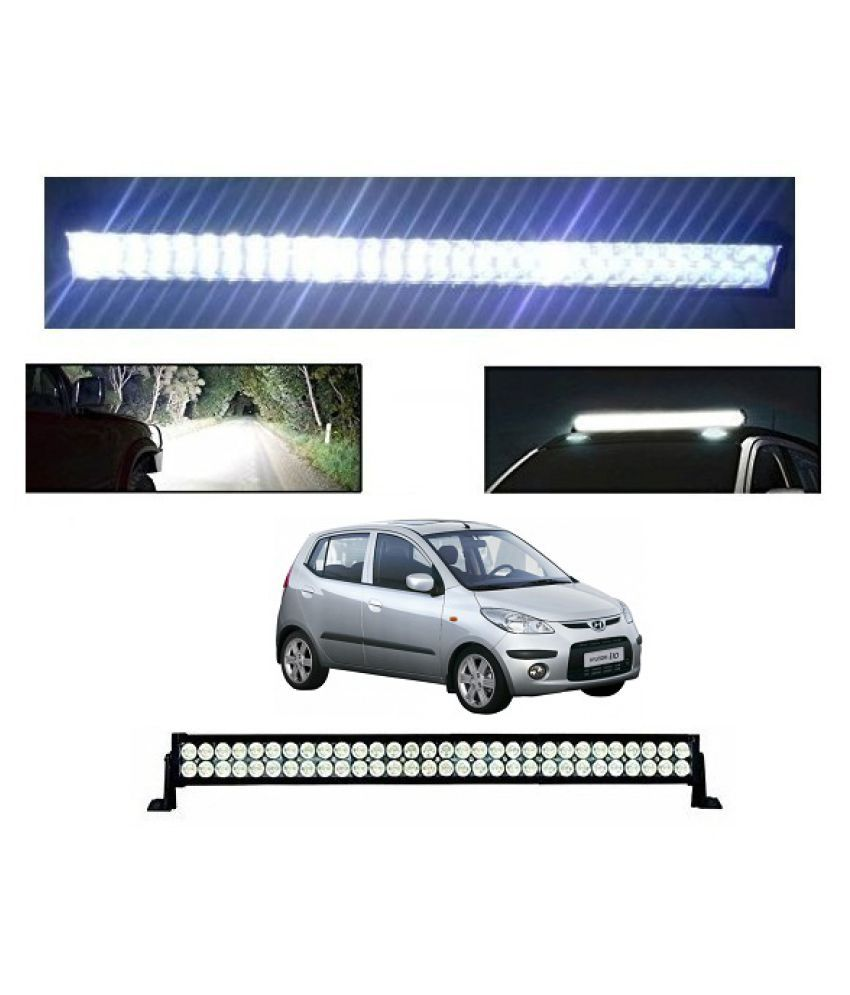 Neeb Traders Hyundai  i10 Old Bar Light Fog Light 32Inch 120Wat