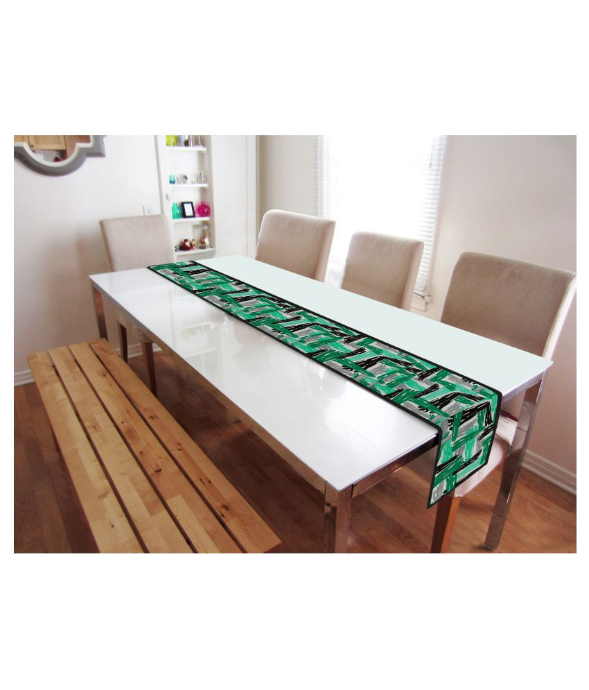 DECOTREE® 6 Seater Cotton Single Table Runner