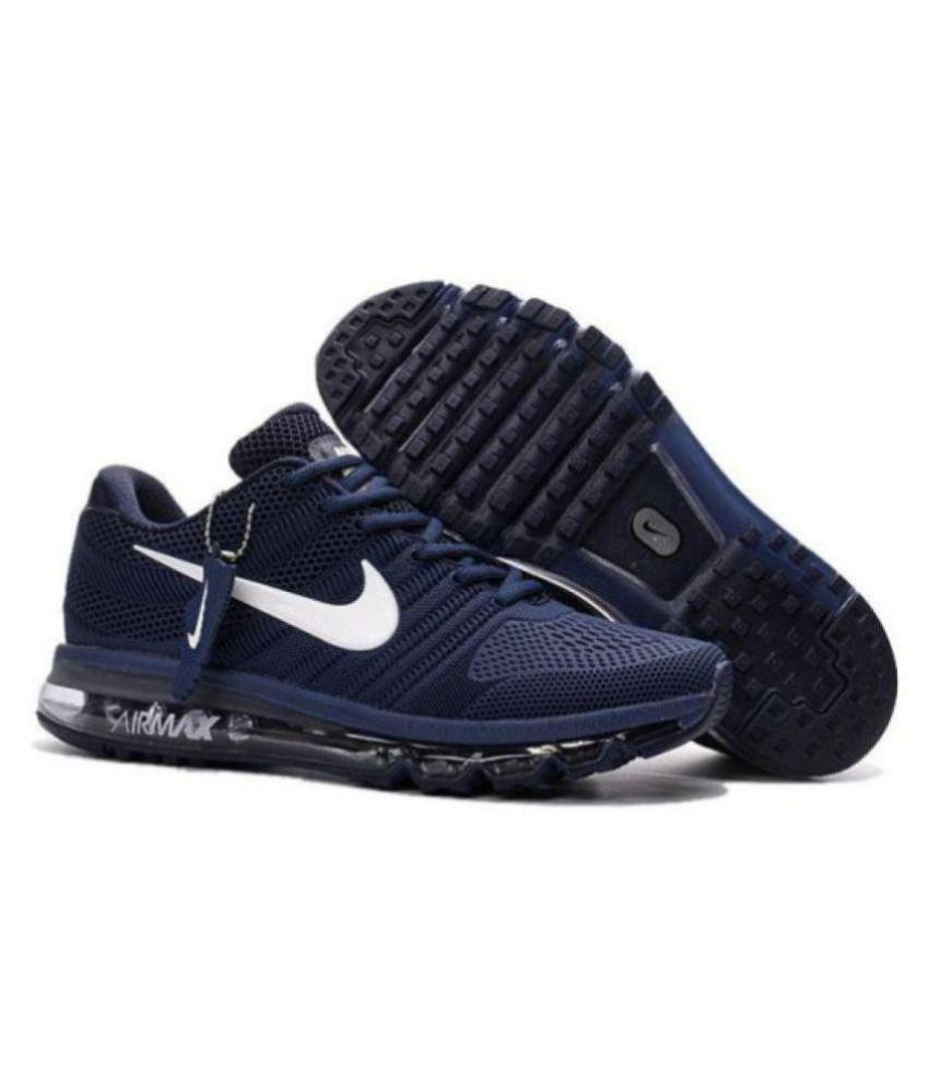 Nike AIRMAX 2018 LIMITED EDITION Blue Running Shoes