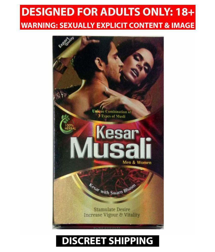 Rikhi's Kesar Musli (10X3=30) Capsule 30 no.s