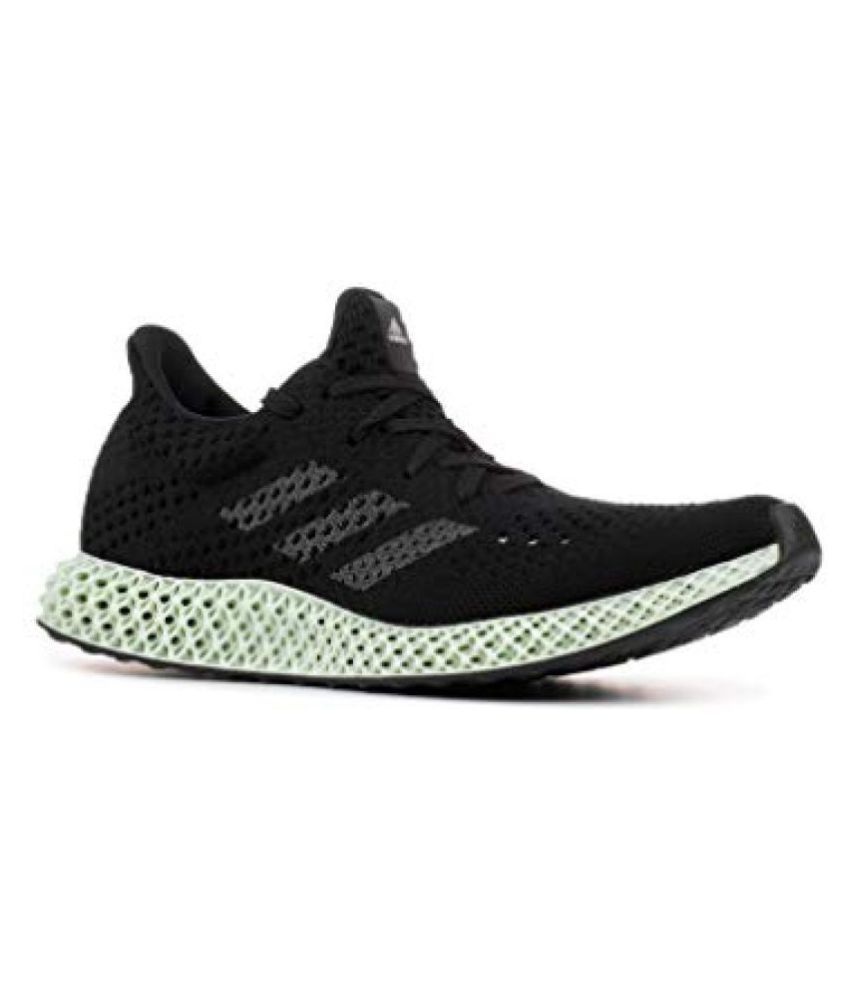 Álbum de graduación suizo Retrato  Adidas FutureCraft 4D Black Running Shoes - Buy Adidas FutureCraft 4D Black  Running Shoes Online at Best Prices in India on Snapdeal