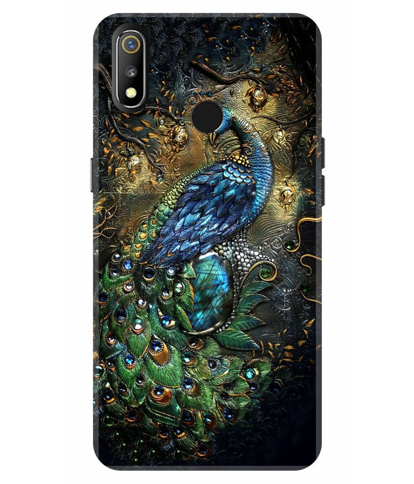 Realme 3i Printed Cover By VINAYAK GRAPHIC The back designs are totally customized designs