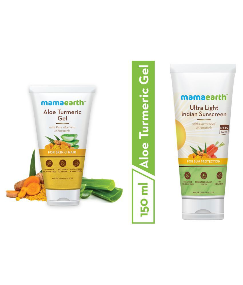 Mamaearth Facial Kit 230 g Pack of 2