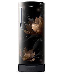 Samsung 192 Ltr 4 Star RR20N182YB8 Single Door Refrigerator - Black