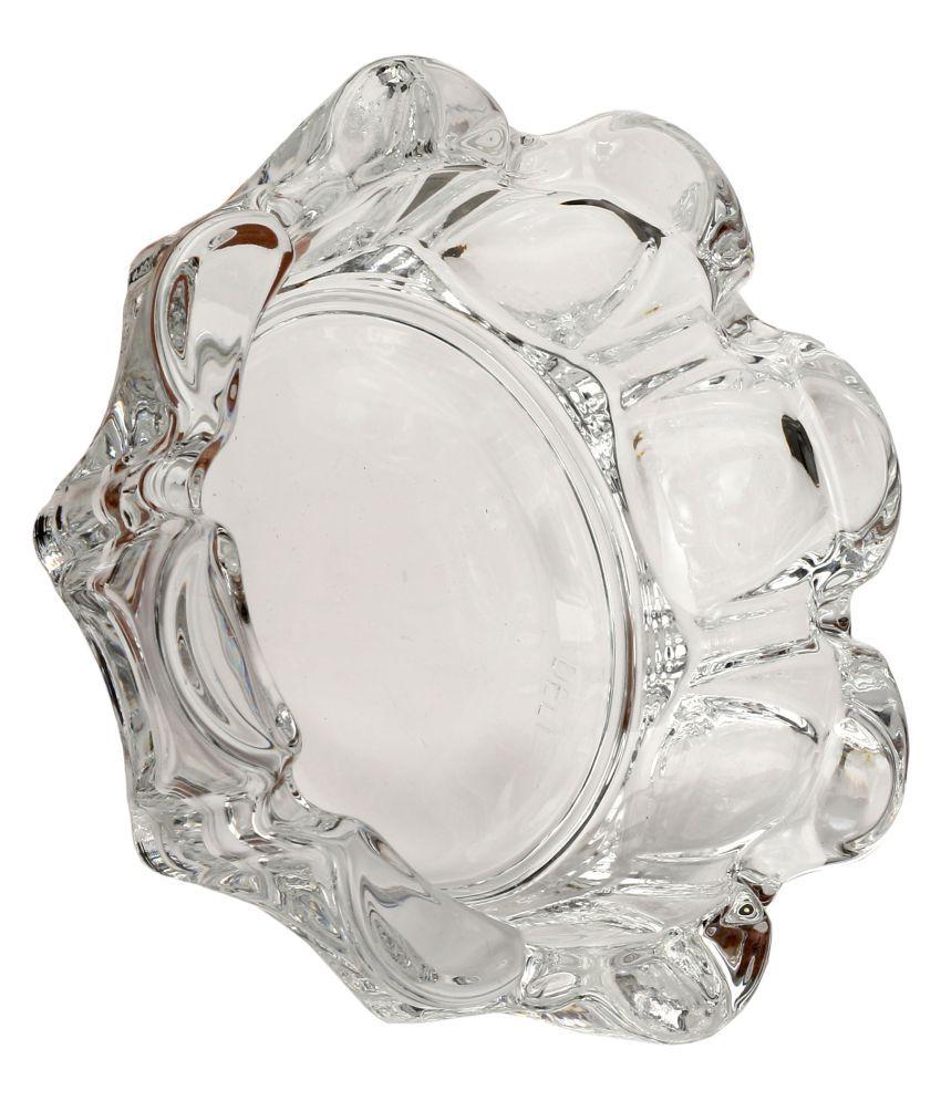 AFAST 1 Pcs Glass Full Plate