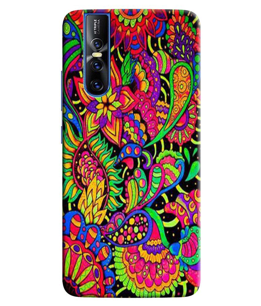 Vivo V15 Pro Printed Cover By HI5OUTLET