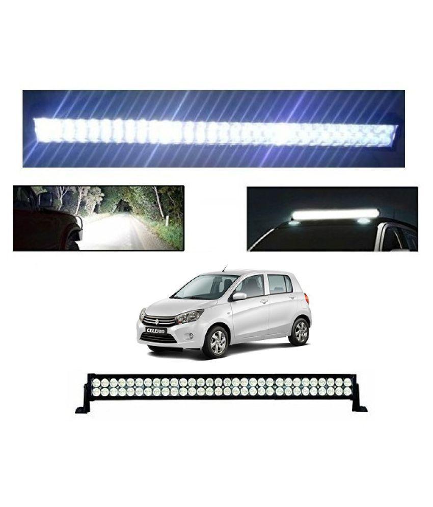 Neeb Traders  marruti Suzuki  Celerio Bar Light Fog Light 32Inch 120Wat
