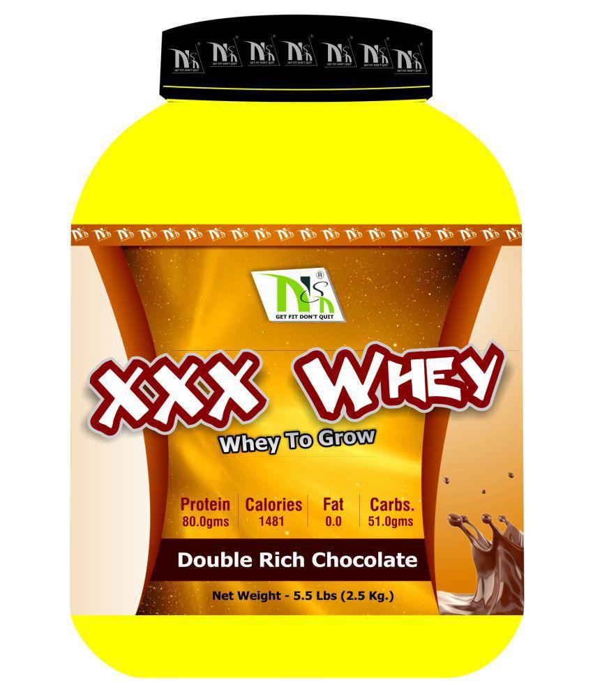 NSN XXX Whey 2.5 kg