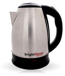 Brightflame Auto-Switch 1.8 Liter 1500 Watt Stainless Steel Electric Kettle