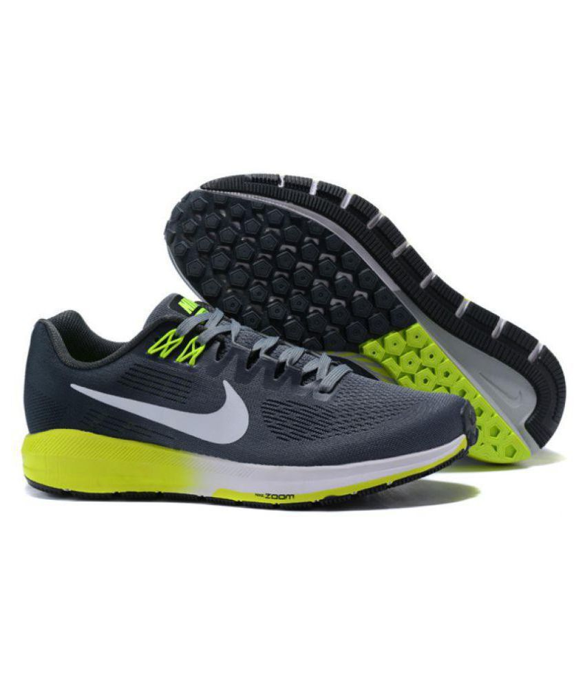detailing undefeated x uk availability Nike ZOOM STRUCTURE 21 Running Shoes Gray