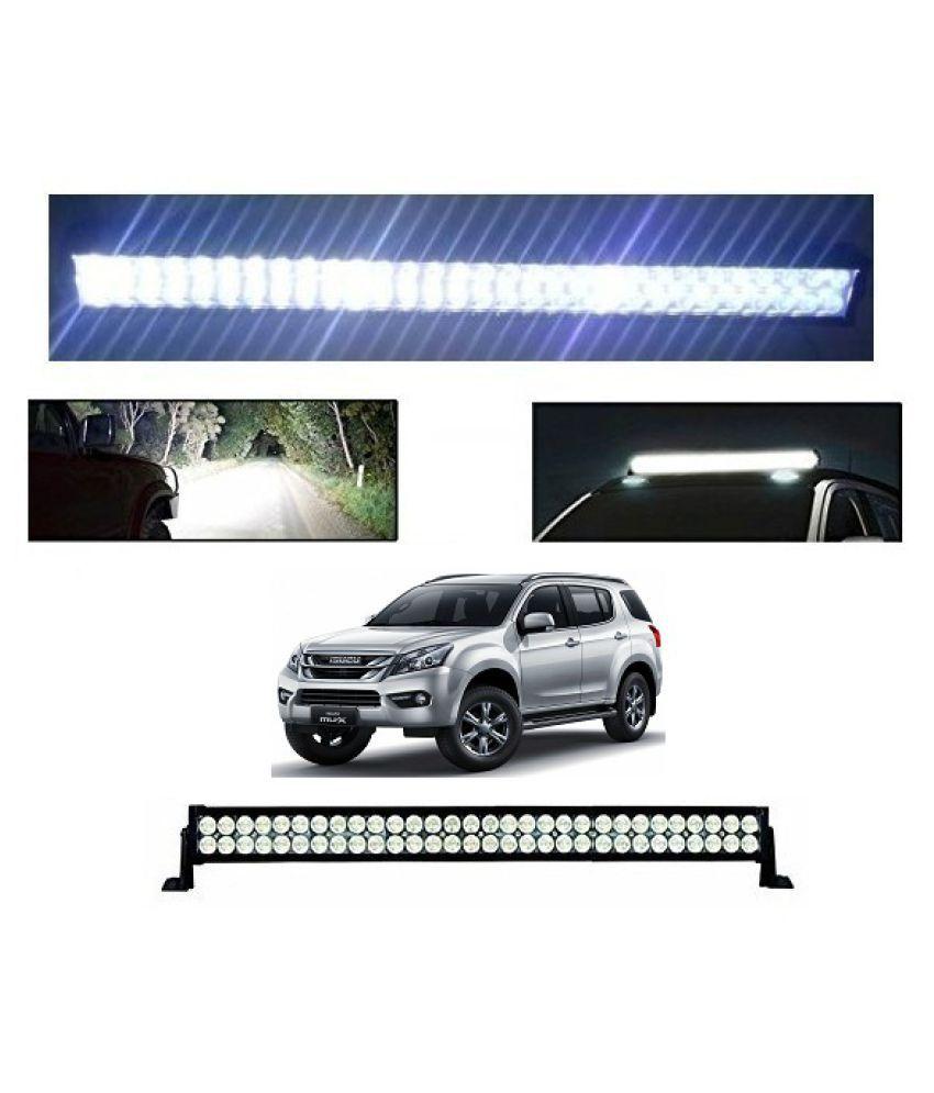 Neeb Traders maruti Suzuki Mux Bar Light Fog Light 32Inch 120Wat