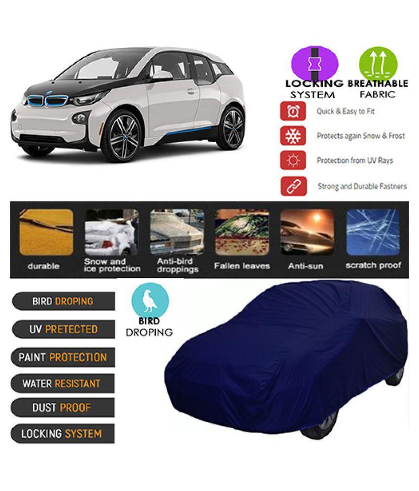 Goldkart Car Body Cover for BMW i3 Blue