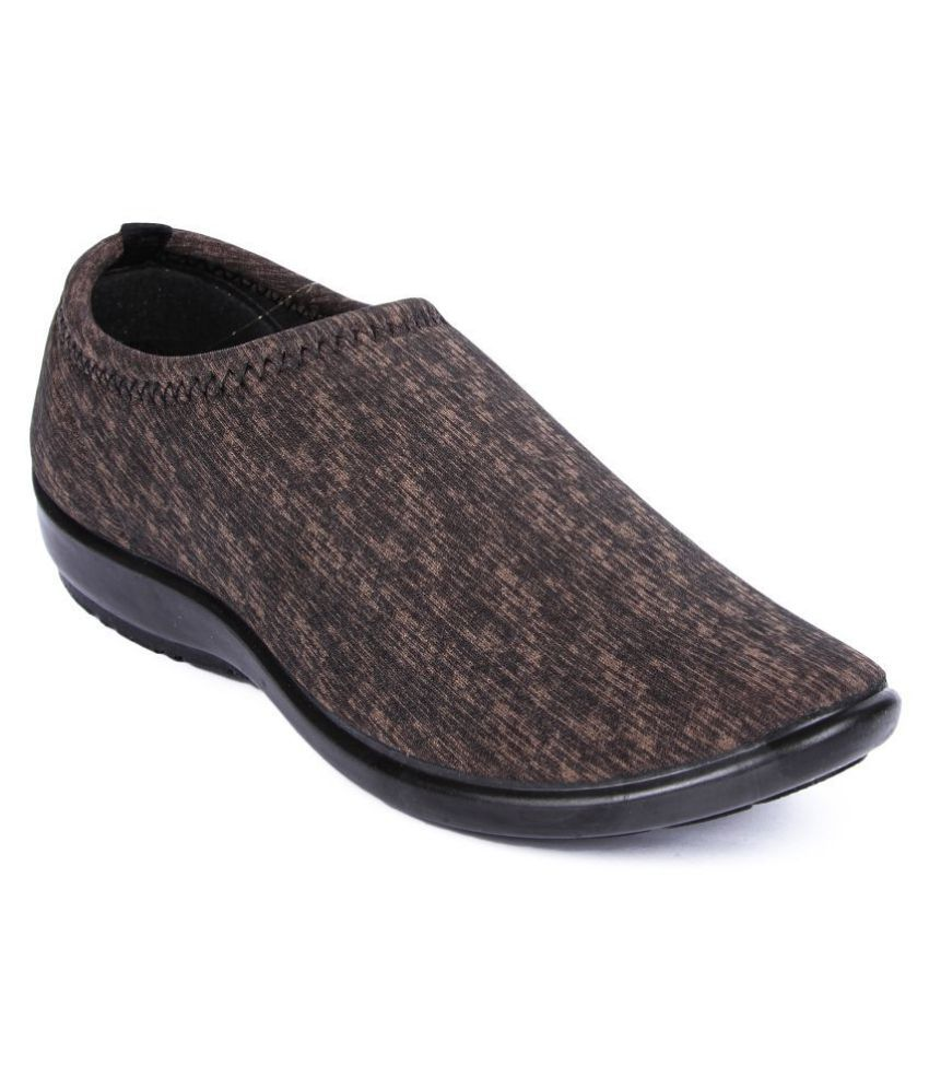 Gliders By Liberty Beige Casual Shoes
