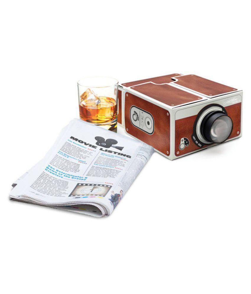 Buy Projector DIY Mini Projector LCD Projector 640x480 ...