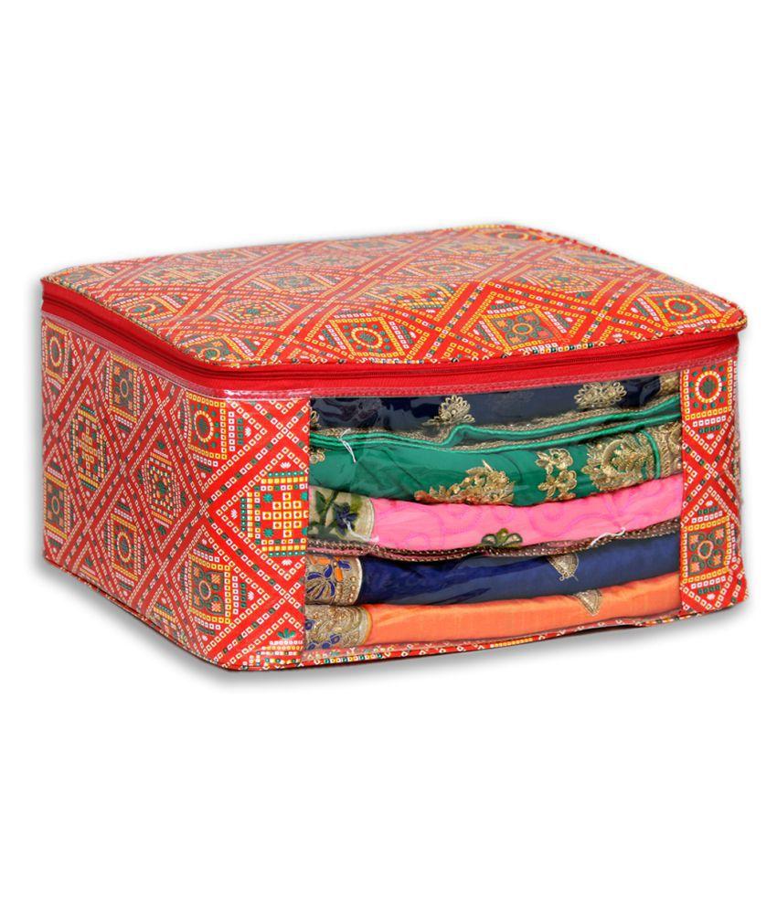 THOBHAN Multi Saree Covers - 1 Pc